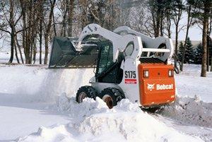 Машинная уборка и вывоз снега