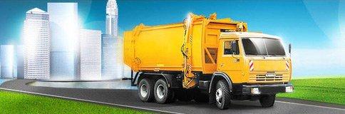 Организация вывоза твердого бытового и послестроительного мусора