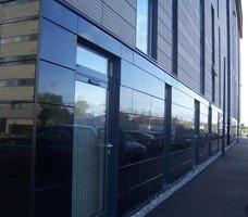 Защитное покрытие гранитных фасадов